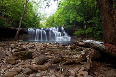 Brush Creek Falls Poster