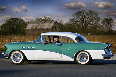 Buick Special Poster