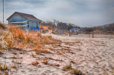 Cape Cod Memories Poster by Jeff Folger