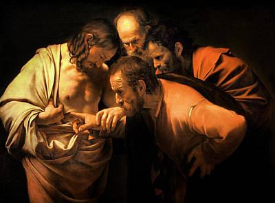 Caravaggio Poster by Caravaggio