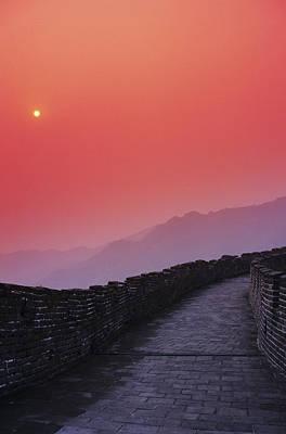 China, Mu Tian Yu Poster by Gloria & Richard Maschmeyer - Printscapes