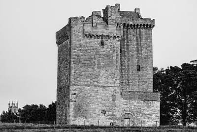 Clackmannan Tower Poster by Jeremy Lavender Photography