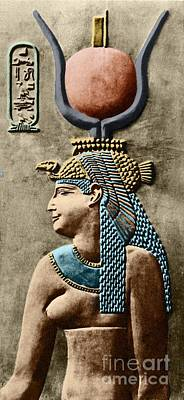 Cleopatra Vii Poster by Sheila Terry