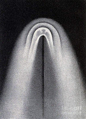 Comet Donati, 1858 Poster by Science Source