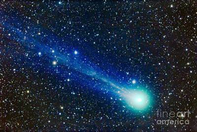 Comet Lovejoy C2014 Q2 Poster