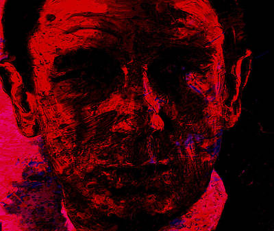 Daniel Craig Poster by Brian Reaves