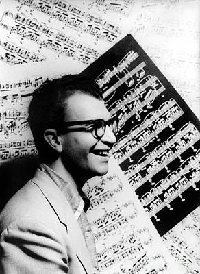 Dave Brubeck (1920- ) Poster by Granger