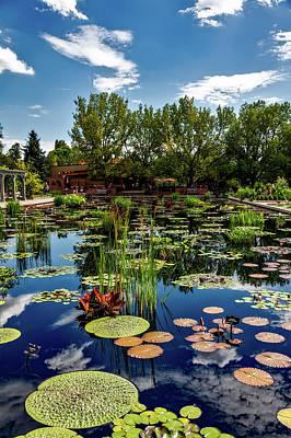 Denver Botanic Gardens Poster by Mountain Dreams
