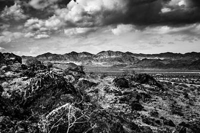 Poster featuring the photograph Deserted Red Rock Canyon by Jason Moynihan