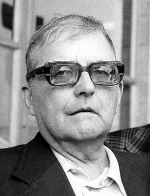 Dimitri Shostakovich,  Russian Composer Poster