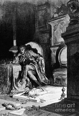 Dor�: The Raven, 1882 Poster by Granger