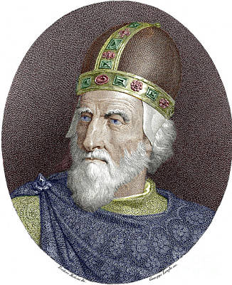Enrico Dandolo (1107?-1205) Poster by Granger