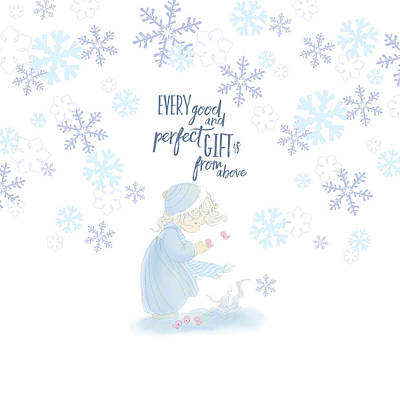 Every Good And Perfect Gift Poster by Precious Moments