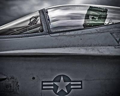 F-18 Super Hornet Poster