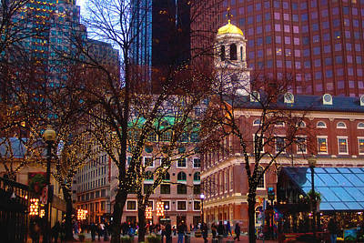 Faneuil Hall  Poster