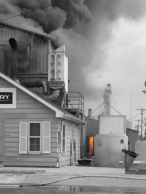 Fire Door Poster