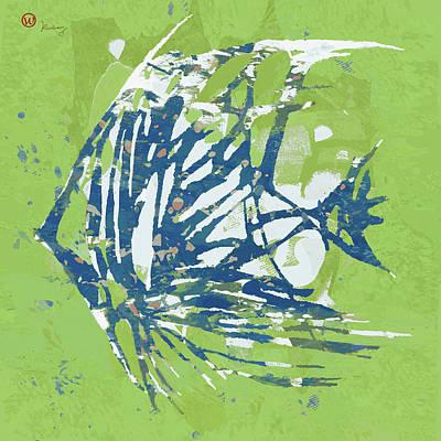Fish - Pop Art  Poster Poster