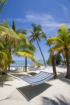 Florida Keys Heavenly Place Poster by Melanie Viola
