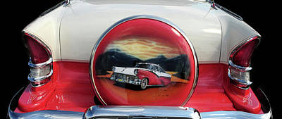 Ford Fairlane Rear Poster