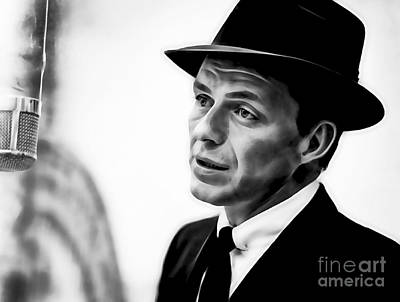 Frank Sinatra Collection Poster