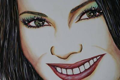 Fran's Fine Poster by Joseph Lawrence Vasile