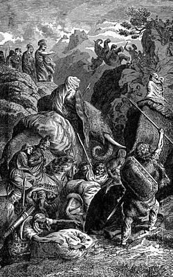 Hannibal (247-183 B.c.) Poster by Granger