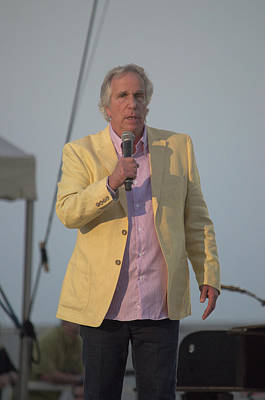 Henry Winkler Poster by Timothy Ruf