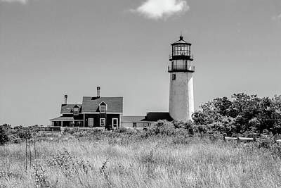 Poster featuring the photograph Highland Light - Cape Cod by Peter Ciro