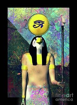 Horus, God Of Egypt Poster