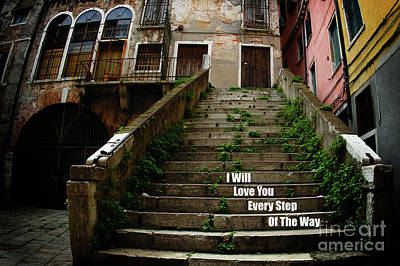 I Will Love You 3 Poster by Bob Christopher