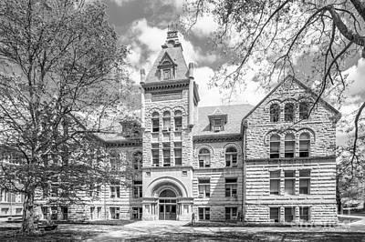 Indiana University Kirkwood Hall  Poster by University Icons