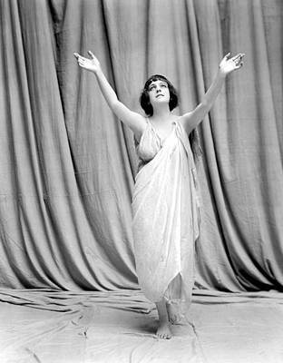Isadora Duncan, Undated Poster by Everett