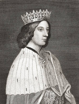 James IIi, King Of Scots, 1451 Poster by Vintage Design Pics
