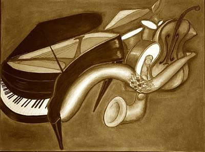 Jazz Fusion Poster