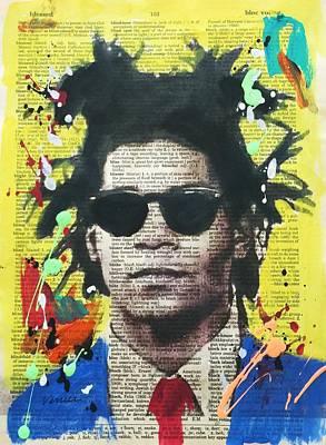 Jean-michel Basquiat Poster by Venus