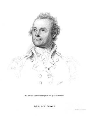 John Glover (1732-1797) Poster