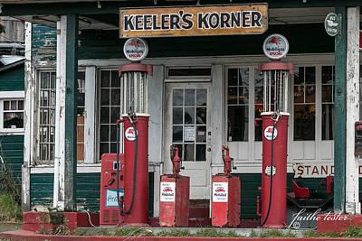 Keeler's Korner Iv Poster