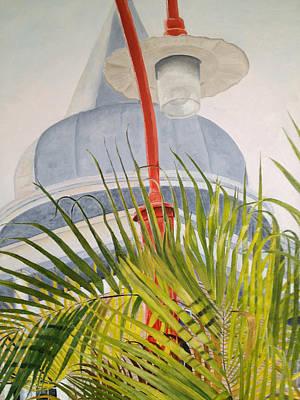 Key West Turret Poster