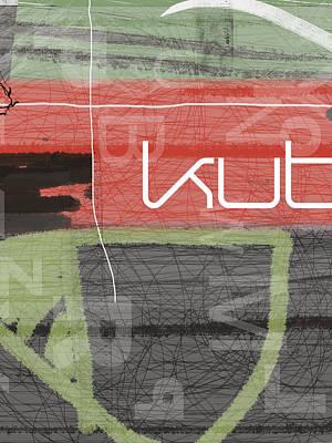 KUT Poster by Naxart Studio