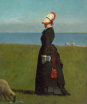 Lambs Nantucket Poster