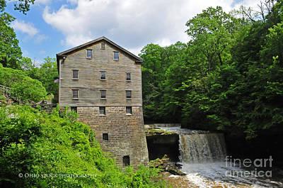 D9e-28 Lantermans Mill Photo Poster