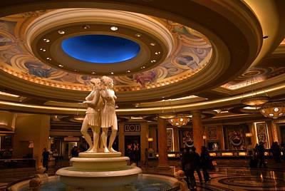 Las Vegas Poster by Patrick  Flynn