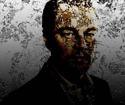 Leonardo Di Caprio Poster by Brian Reaves
