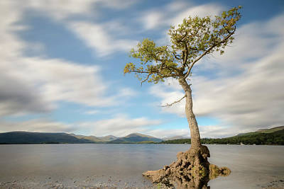 Loch Lomond - Scotland Poster