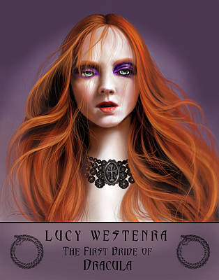 Lucy Westenra Poster