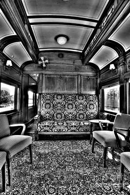 Luxury Lounge Car  Poster