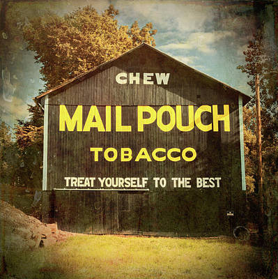 Mail Pouch Barn - Oh 93 #4 Poster