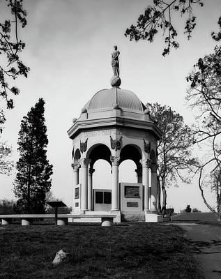 Maryland Monument - Antietam Poster