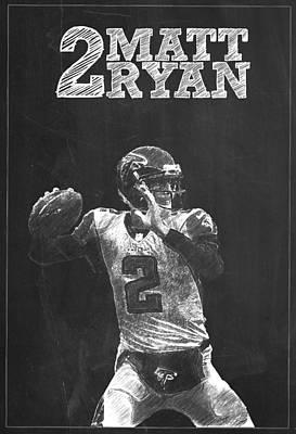 Matt Ryan Poster