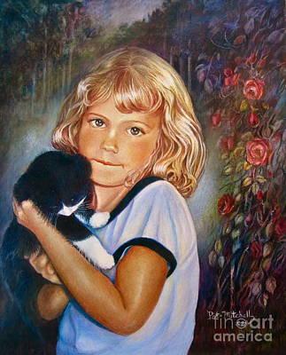 Melissa Poster by Patricia Schneider Mitchell